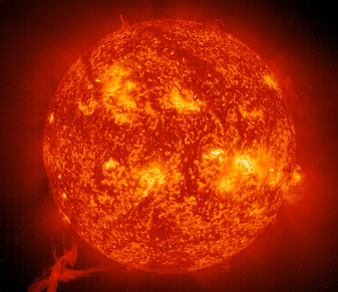 Sun - Earth and Space - Find Fun Facts