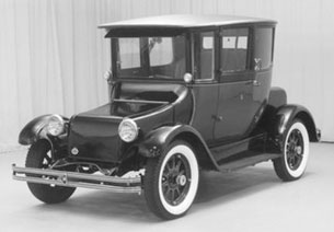 In 1907 The Anderson Carriage Company Produced Their First Electric Car Which Was Rated At