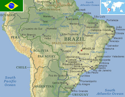 Brazil world atlas find fun facts brazil gumiabroncs Gallery