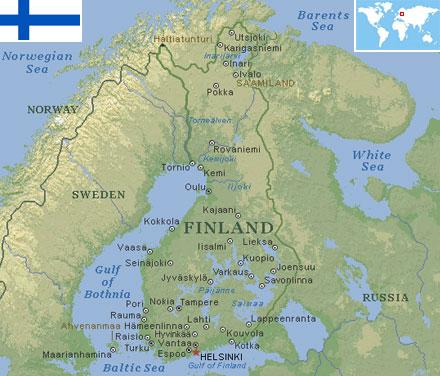 Finland world atlas find fun facts finland gumiabroncs Gallery