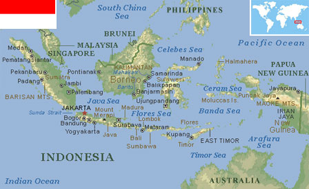 Indonesia  World Atlas  Find Fun Facts