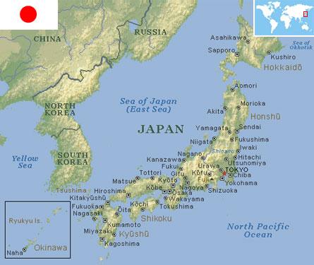 Japan Atlas 21