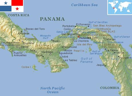 Panama world atlas find fun facts panama gumiabroncs Images