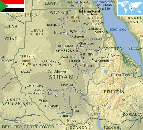 Sudan world atlas find fun facts sudan gumiabroncs Images